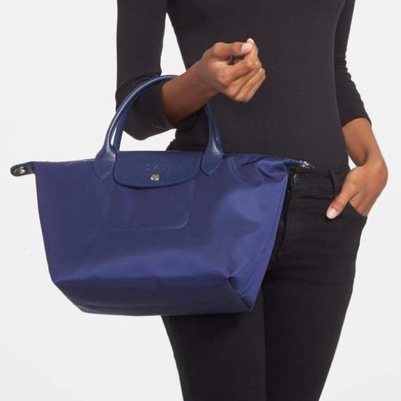 90e444fffc Longchamp Bags | Le Pliage Neo Small Nylon Handbag Crossbody | Poshmark
